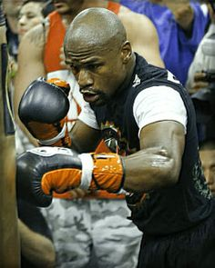 Floyd Mayweather Starts Training For Sept. 12 Fight; Probably His Last ~