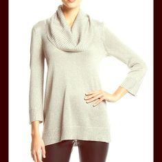 CUPIO Sweater Cape Tunic NWT NWT! Amazing and SO SO COZY SOFT! Retail $68  Cupio Sweaters Cowl & Turtlenecks