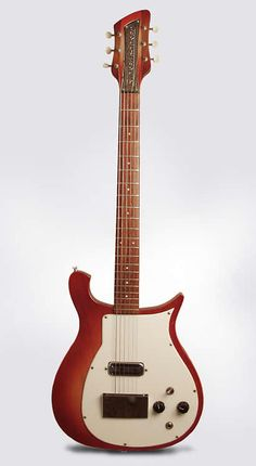 Rickenbacker Model 425 Solid Body Electric Guitar (1961), | Reverb