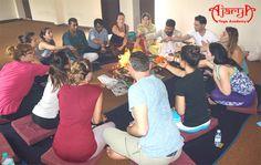 Opening Ceremony September batch 2016 Yoga Courses, Yoga Teacher Training, Opening Ceremony, September, Student, Gym, Training, Gymnastics Room
