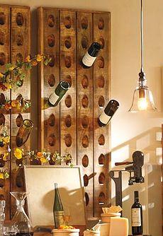 Wine rack envy.