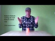 Anleitung Einfach! - Becher Rhythmus, Becher Rap, Cup Song, Cup Rhythm, Becher Beat - YouTube