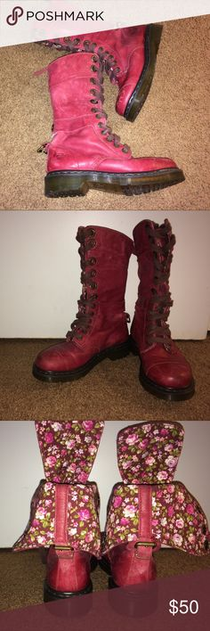Spotted while shopping on Poshmark: Doc Marten Boots! #poshmark #fashion #shopping #style #Doc Marten #Shoes