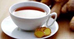 How to Make Anti-Inflammatory Turmeric & Ginger Tea (recipe)