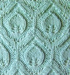 1000+ images about Knit Patterns_LACE on Pinterest Knitting stitches, Lace ...