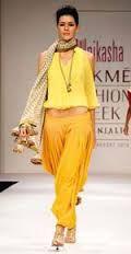 Yellow Designer Collection