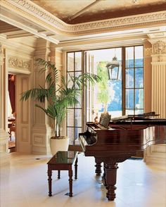 New Ideas music room design studios piano