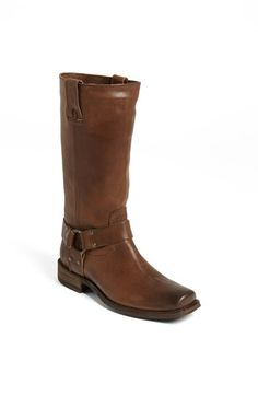 Frye 'Smith' Harness Tall Boot available at #Nordstrom
