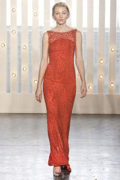Jenny Packham New York Fashion Week show