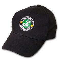Brooklyn Brewery Logo Adjustable Baseball Hat