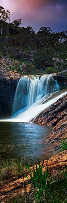 Serpentine Falls in Western Australia • Kirk Hille Photography