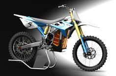 Sure, you can take your pick of electric streetbikes, but sometimes you just need an eco-friendly motorcycle for blazin' the trail. BRD Motorcyles is now taking pre-orders for their RedShift SM supermoto (pictured above) and RedShift MX motorcrosser electric motorbikes.