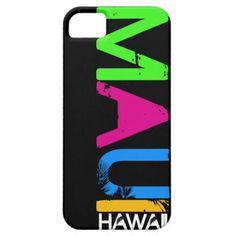 Maui, Hawaii iPhone Case iPhone 5 Covers