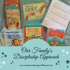 Our Family's Discipleship Approach