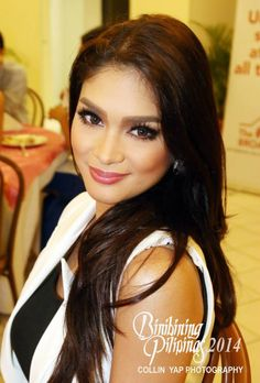 Pia Alonzo Wurtzbach - Miss Universe 2015. Watch her crown the new Miss Universe in Manila, Philippines on January 29, 2017 (January 30, morning in Manila)
