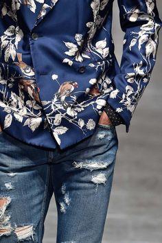 Detalhes // Dolce & Gabbana, Milão, Verão 2016 RTW // Foto 11 // Desfiles // FFW