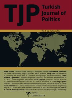 This volume of the Turkish Journal of Politics includes an article outlining the different methods of election for the president of turkey over the years