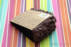 mailable piece of cake!