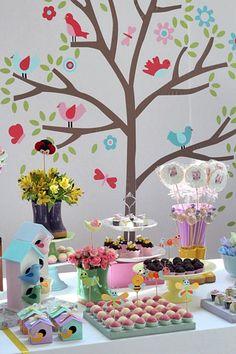festa crianca candy colors