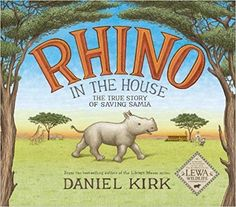 From the award-winning author of the bestselling Library Mouse series comes a biographical picture book about the true story of rhino champion Anna Merz and the black rhinoceros Samia. With a portion of the proceeds being donated to the Lewa Downs Conserv Abrams Books, Wildlife Protection, Kenya Travel, Anna, Animal Books, East Africa, Love Book, Nonfiction, True Stories