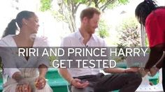 Rihanna and Prince Harry take HIV tests together in Barbados positive or negative?