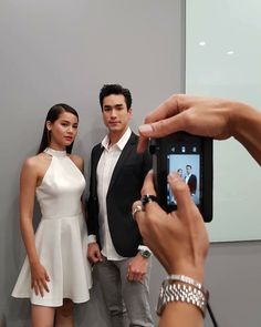 Love Couple, Celebs, Celebrities, Traditional Dresses, What To Wear, Thailand, Asian, Couples, Couple