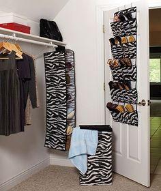 3 Piece Animal Print Storage Set - Hamper, Shoe Bag and Shelf Hanger by LTD, http://www.amazon.com/dp/B00B7TA0QW/ref=cm_sw_r_pi_dp_BStjrb1QC5KNA