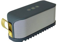 """SOLEMATE"" – the word in block letter is very significant. It is really a soul mate with its stunning outfit and the sturdy rubber and metal body. It delivers great, impeccable sound. It is a Bluetooth and so a portable speaker. In my Jabra SOLEMATE review, I have found that ..."