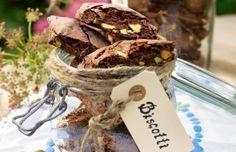 Recept biscotti med choklad