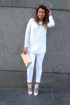 Sophisticated Fashionista | Crisp White | http://sophisticatedfashionista.com
