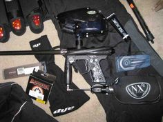 Pro Paintball Gear