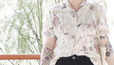 Martje Tattoos and ladys Tattoos, Lace, Clothes, Tops, Women, Style, Fashion, Outfits, Swag