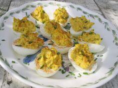 Tarragon Deviled Eggs Recipe