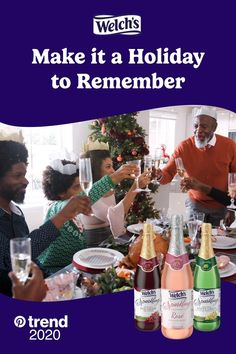 A delicious drink that everyone can enjoy. Welch's Non-Alcoholic Sparkling Juices are a holiday favorite thathavea delicious taste andarefreshing fruit flavor. Non Alcoholic, Gardening For Beginners, Gardening Tips, Sparkling Drinks, Cocktails, Ninja Coffee Bar Recipes, Faux Fur Bedding, Reading Comprehension Worksheets, Corner Cabinets