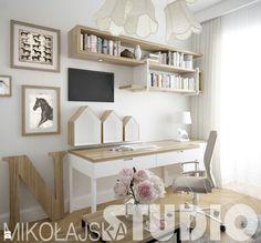 pokój dla nastolatki - zdjęcie od MIKOŁAJSKAstudio - Pokój dziecka - Styl Glamour - MIKOŁAJSKAstudio