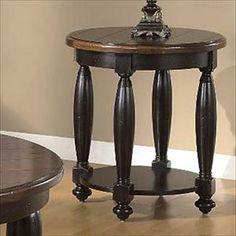 Nebraska Furniture Mart – Riverside End Table