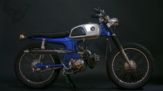 1967 honda cl90 tracker | jake howard