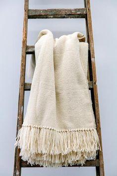 Patagonia blanket / Natural White