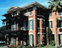 For information about group tours & special events at Ashton Villa, contact the Galveston Historical Foundation at 409.765.7834.