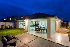 #Alfresco #ideas from Ausbuild's Segal display #home. www.ausbuild.com.au
