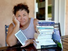 Sabine Lauret lectrice et blogueuse dans Pourquoi en numérique ? Lectures, Dream Team, Talk To Me, Articles, Bookstores, Interview