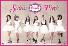 [Review] A Pink – 'Snow Pink'