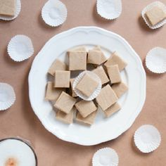 This Chai Tea Fudge will be ready in no time ! So easy to do, so easy to eat!