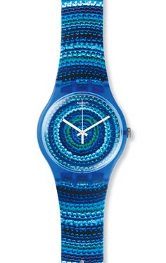 Watches: - Swatch® United States - Page 3 Rolex Watches, Watches For Men, Accessorize Bags, Silicone Bracelets, Vintage Watches, Bracelet Watch, Swarovski Crystals, Ideias Fashion, Crochet