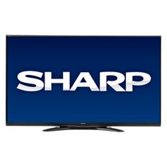 """ON SALE NOW! SAVE $400 (1/8/2015) Sharp 60"""" Class LED 1080p 240Hz HDTV with Built-In WiFi 