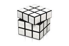 Rubik's Cube for the visually impaired.