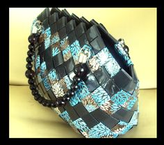 Clutch Bag, Tote Bag, Candy Wrappers, Baby Car Seats, Origami, Handbags, Wallet, Purses, Diy