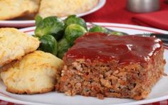 Depression Era Meatloaf Recipe Like the one Mom used to make (sans bacon)