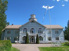 Lotta Svärd museum, Tuusula, Finland.  Very interesting displays of Finnish women's contributions in wartime.
