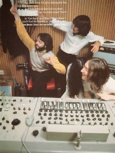 LET IT BE-Rare Studio Session-The Beatles
